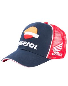 Repsol Honda Trucker kapa