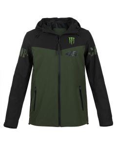 Valentino Rossi VR46 Camp Monster Windbreaker Jacke