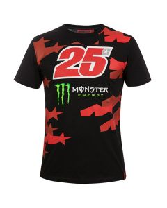 Maverick Vinales MV25 Monster T-Shirt