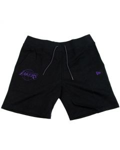 Los Angeles Lakers New Era Team App Pop Logo kurze Hose (11569514)
