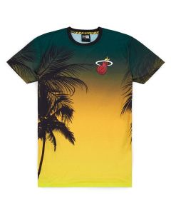 Miami Heat New Era Coastal Heat majica (11569520)