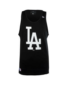 Los Angeles Dodgers New Era Team Apparel Logo Tank majica brez rokavov (11569443)
