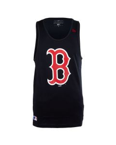 Boston Red Sox New Era Team Apparel Logo Tank T-Shirt ärmellos (11569444)