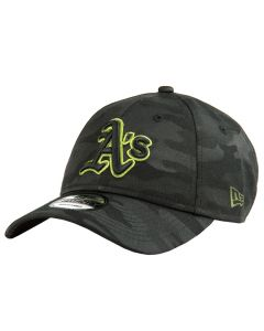 Oakland Athletics New Era 9TWENTY 2018 Memorial Day Mütze (11755951)