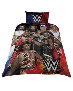WWE Set Super 7 posteljina 135x200