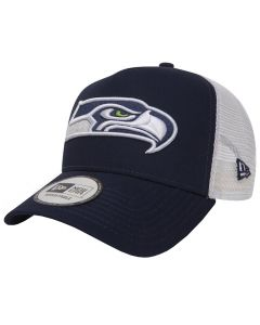 Seattle Seahawks New Era Essential Trucker kapa (80581080)