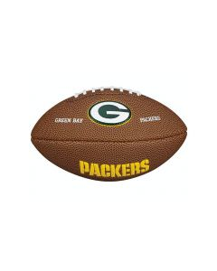 Green Bay Packers Wilson Ball für American Football Mini