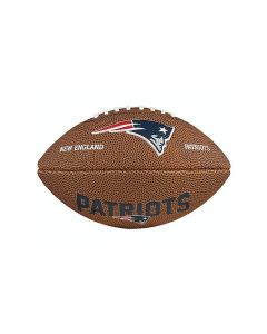 New England Patriots Wilson Ball für American Football Mini