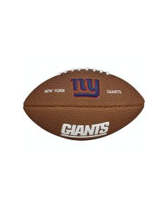 New York Giants Wilson lopta za američki nogomet Mini