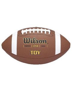 Wilson TDY Composite Youth Ball für American Football (WTF1714X)