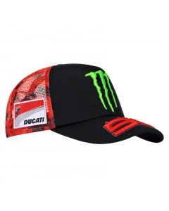 Jorge Lorenzo JL99 Monster Replika Trucker Mütze