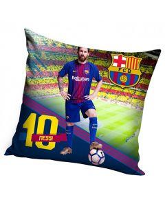 FC Barcelona Messi blazina 40x40