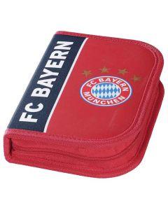 Bayern Federtasche gefüllt