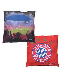 Bayern Allianz Arena Kissen 40x40