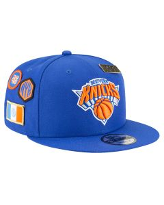 New York Knicks New Era 9FIFTY 2018 NBA Draft Mütze (11609143)