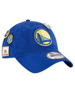 Golden State Warriors New Era 9TWENTY 2018 NBA Draft kapa (11609269)