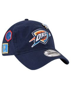 Oklahoma City Thunder New Era 9TWENTY 2018 NBA Draft kapa (11609233)