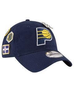 Indiana Pacers New Era 9TWENTY 2018 NBA Draft kapa (11609263)
