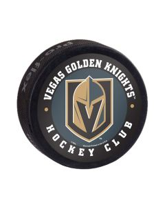 Vegas Golden Knights Souvenir Puck