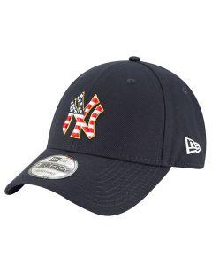 New York Yankees New Era 9FORTY July 4th kačket (11758849)