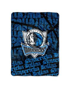 Dallas Mavericks Redux Decke 115x150