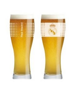 Real Madrid Bierglas 500 ml