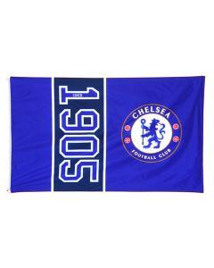 Chelsea Since Fahne Flagge 152x91