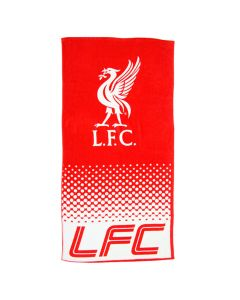 Liverpool Fade Badetuch 70x140