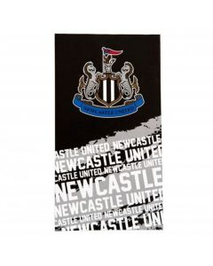 Newcastle United Impact Badetuch 70x140