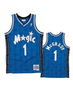 Tracy McGrady 1 Orlando Magic 2000-01 Mitchell & Ness Swingman dres