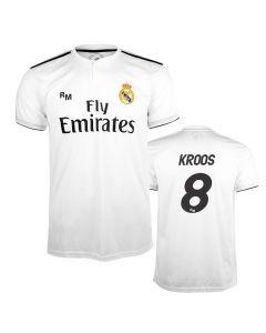 Kroos 8 Real Madrid Home replika dres