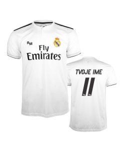 Real Madrid Home replika dres (poljubni tisk)