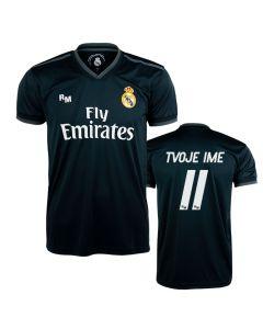 Real Madrid Away replika dres (poljubni tisk)
