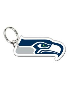 Seattle Seahawks Premium Logo privezak