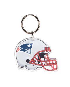 New England Patriots Premium Helmet privjesak