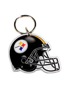 Pittsburgh Steelers Premium Helmet privjesak