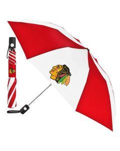 Chicago Blackhawks Regenschirm automatisch