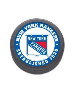 New York Rangers Souvenir Puck