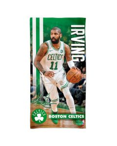 Boston Celtics Badetuch 76x152 Kyrie Irving