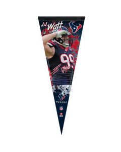 Houston Texans Premium kleine Fahne J.J. Watt