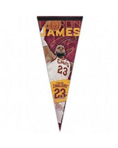 Cleveland Cavaliers Premium kleine Fahne LeBron James