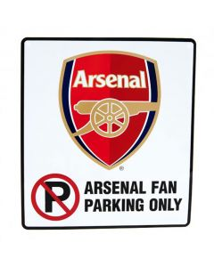Arsenal No Parking Schild