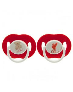 Liverpool 2x Schnuller