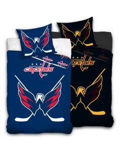Washington Capitals Glow In The Dark Bettwäsche 140x200