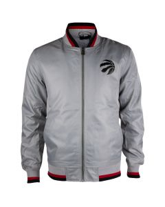 Toronto Raptors New Era Apparel Varsity Jacke