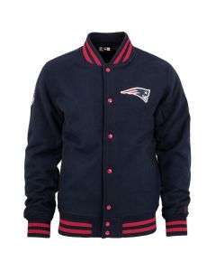 New England Patriots New Era Apparel Varsity jakna