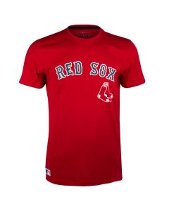 Boston Red Sox New Era Supporters Team Logo T-Shirt