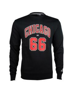 Chicago Bulls New Era Established Pullover