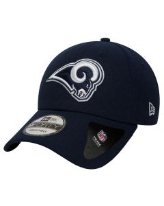 Los Angeles Rams New Era 9FORTY The League Mütze