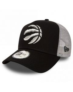 Toronto Raptors New Era Trucker Essential A Frame Mütze